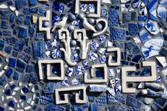 Mosaic Tiles Royalty Free Stock Photos