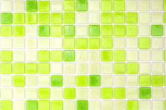 Mosaic of tiles Stock Images