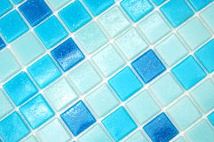 Mosaic of tiles Stock Photos