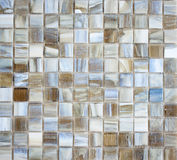 Mosaic Tiles abstract texture and background Royalty Free Stock Image