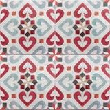Mosaic  tiles, andalusian / spanish tiles Royalty Free Stock Image