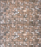 Mosaic tiles background Stock Photography