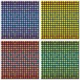 Mosaic tiles Stock Image