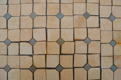 The mosaic tiles Stock Photography