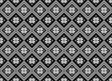 Mosaic pattern vector illustration stock illustration