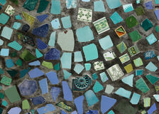 Mosaic Tiles Royalty Free Stock Images