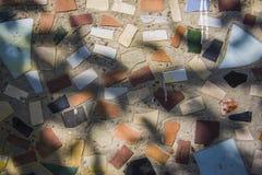 Mosaic tiles Stock Photography