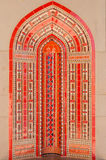 Mosaic tiles middle eastern architecture Stock Photography