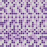 Mosaic tiles pattern Royalty Free Stock Image