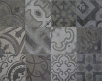 Mosaic tiles. Mosaic pattern tiles for decoration Royalty Free Stock Image