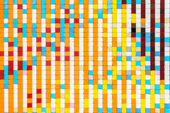 Mosaic Tiles Texture. Mosaic Tiles Abstract Texture Background Royalty Free Stock Photography