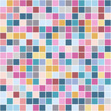 Mosaic tiles texture background Stock Photos