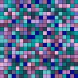 Mosaic tiles texture background Royalty Free Stock Photography