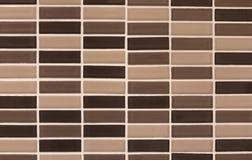 Mosaic tiles wall Royalty Free Stock Photo