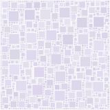Mosaic trasparent violet and soft Royalty Free Stock Image