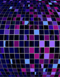 Mosaic, vector. Mosaic made from small tiles Stock Images