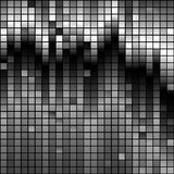 Mosaic vector background Stock Photos