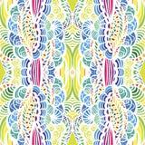 Mosaic vector seamless pattern Stock Photos