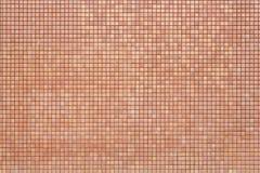 Mosaic wall Royalty Free Stock Photography