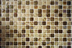 Mosaic wall Stock Photos