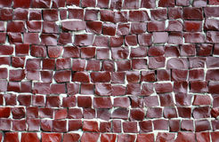 Mosaic wall Stock Photography