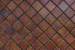 Mosaic wall floor Royalty Free Stock Image