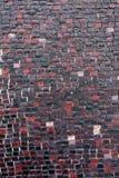 Mosaic wall texture Royalty Free Stock Images