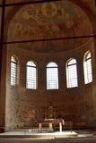 Mosaici antichi Salonicco dell'altare della chiesa Fotografia Stock Libera da Diritti