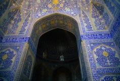 Mosaici persiani complicati immagine stock