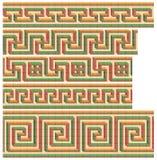 Mosaici senza giunte Greco-Romani royalty illustrazione gratis