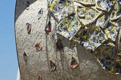 Mosaici spagnoli moderni Immagine Stock Libera da Diritti