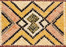 Mosaico árabe Foto de archivo libre de regalías
