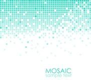 Mosaico Fotografie Stock