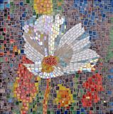 Mosaico foto de stock royalty free