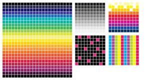 Mosaico Fotografia de Stock