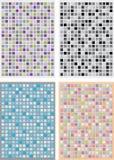 Mosaico Fotos de Stock