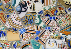 Mosaico foto de stock