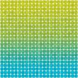 Mosaico abstracto Fotos de archivo