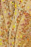 Mosaico abstracto Imagen de archivo libre de regalías