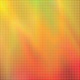 Mosaico abstracto de la composición ilustración del vector