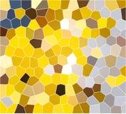 Mosaico abstracto del color libre illustration