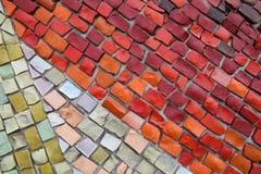 Mosaico al palazzo degli sport Fotografie Stock