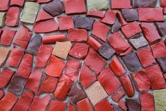Mosaico al palazzo degli sport Immagine Stock Libera da Diritti