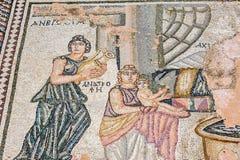 Mosaico antico Fotografie Stock