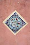 Mosaico antigo Fotografia de Stock