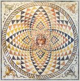Mosaico antiguo Imágenes de archivo libres de regalías