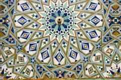 Mosaico arabo Fotografie Stock Libere da Diritti