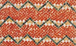 Mosaico arabo Immagini Stock