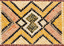 Mosaico arabo Fotografia Stock Libera da Diritti