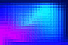 Mosaico astratto del fondo variopinto Immagine Stock